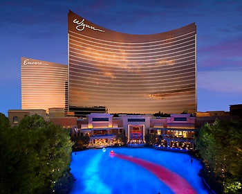 Wynn Las Vegas and Encore towers