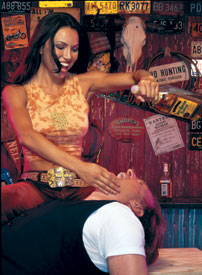 Coyote Ugly Nightclub