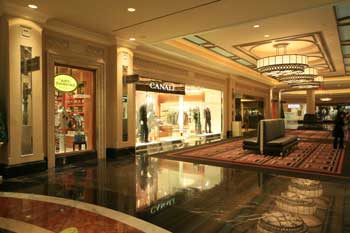 The Shoppes at Palazzo
