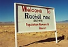 Welcome to Rachel, Nevada