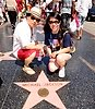 Hollywood Walk of Fame: Michael Jackson's star