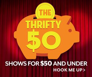 Show's $50 and Under