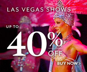 40% off LV Shows