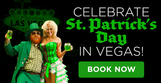 Book Your St. Patrick's Day trip today