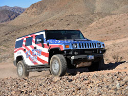 Death ValleyHummer Tour