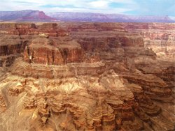 Grand Canyon Overnight Walking Tour