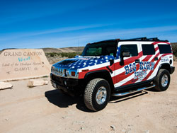 Grand Canyon West Hummer Tour