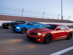 Richard Petty American Muscle Car Challenge