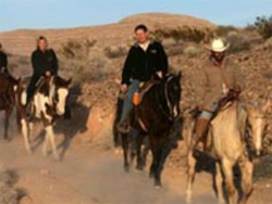Wild West Horseback Lunch Ride