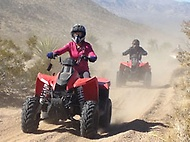 ATV Hidden Valley Fun Run