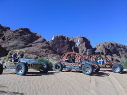 Valley Of Fire Natural Wonders Atv Tour