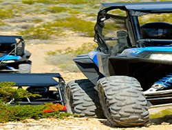 Zero 1 Desert Adventures ATV Tour