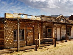 Wild West Ghost Town Day Tour