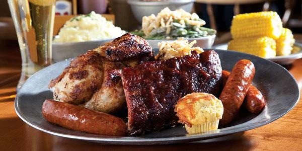 Top Ten Barbecue Restaurants Memphis