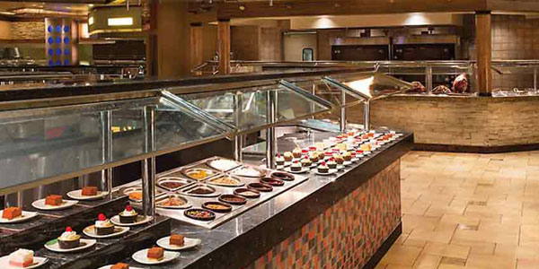 top 10 casino buffets in las vegas