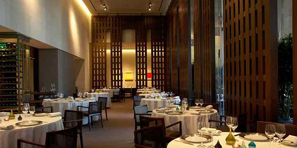 This Restaurant Boasts A Forbes Travel Five Star Award Aaa Diamond Two Michelin Stars The Wine Spectator Grand And Inclusion On