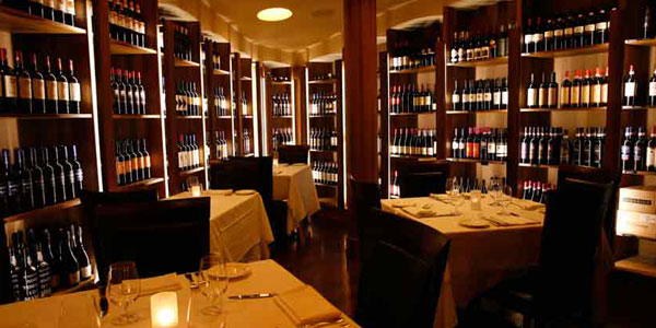 BB Ristorante Venetian Chef Mario Batali And Winemaker Joseph Bastianich Serve Classic Italian Favorites But Also Like To Offer Something For The More