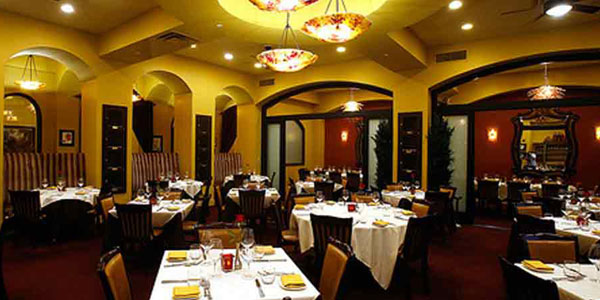 Ferraro S Family Restaurant Located Across From The Hard Rock Hotel Has Been Serving Italian Favorites In Las Vegas Since 1985