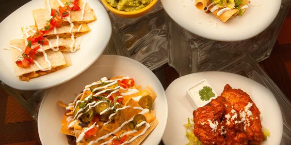 This Is Where To Go If You Want A Party With Your Mexican Food The Restaurant Has High Energy Vibe And Stylish Modern Décor Aluminum