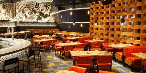 Arquitectura Y Diseno Pizzeria Matto additionally Awe Inspiring Atrium Designs likewise Crust Pizza likewise Sophisticated Ame Restaurant Design In Toronto furthermore Greenhouse Cafe Roni Keren Interior Design Studio. on pizzeria interior design ideas