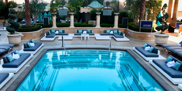 Best pools in vegas guide to vegas - Opening a swimming pool after winter ...