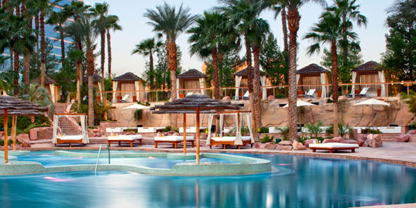 Top Hotel Pools In Las Vegas Guide To Vegas Vegascom - 15 of the best indoor hotel pools in the world