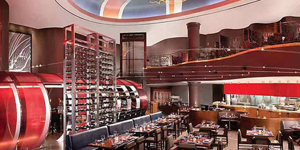 Gordon Ramsay Steak At Paris Las Vegas If You Re Looking For A Good Look No Further Than Celebrity Chef S Restaurant
