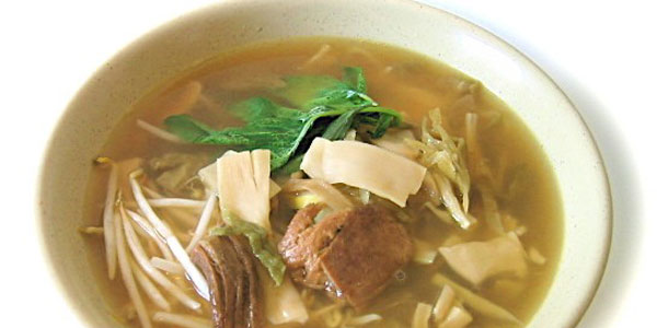 This Restaurant Also In Chinatown Serves Vegetarian And Vegan Chinese Vietnamese Dishes The Menu Includes Tofu Noodles Soups Sandwicheock