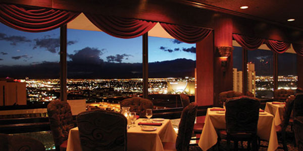 Top 10 Restaurants with a View in Las Vegas, Guide to ...