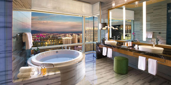 Top bathrooms guide to vegas for Best bathroom designs in the world
