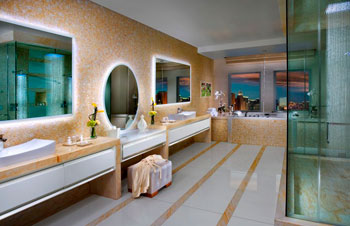 Tropicana Sky Villa bathroom