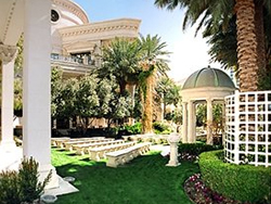 Mon Bel Ami Outdoor Wedding Gazebo Las Vegas Nv