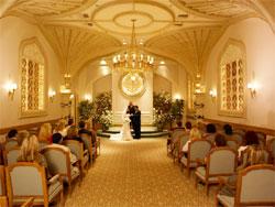 Canterbury Wedding Chapel At Excalibur Las Vegas Nevada
