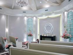 The Garden Wedding Chapel At The Flamingo Las Vegas Nevada