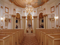 Paris Chapel At Las Vegas